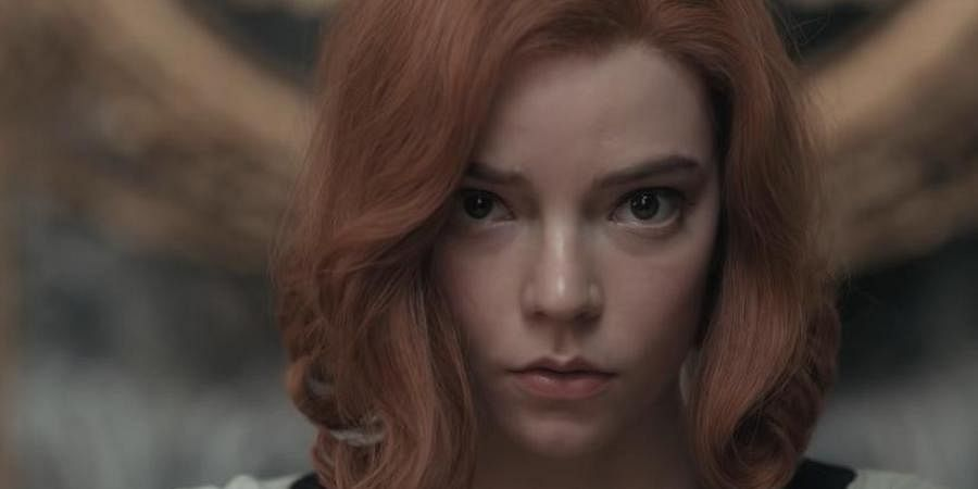 A still from 'The Queen's Gambit' (Photo   YouTube screengrab)