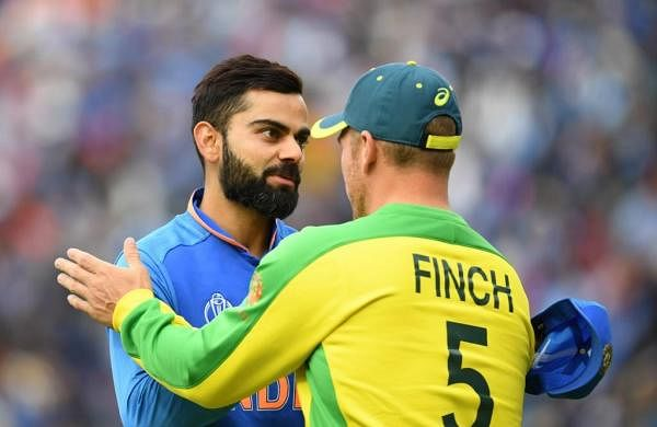 Virat Kohliprobably the best one-day player of all time: Australia captain Aaron Finch