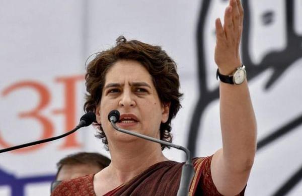 Congress leaderPriyanka Gandhi slams Uttar Pradeshgovt over doctor's killing