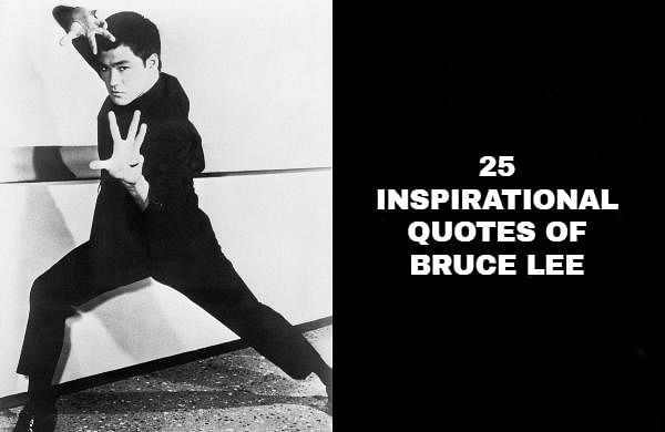 On Bruce Lee's 80th birth anniversary, let us take a look at 25 quotesof the iconic actor that will inspire everyone.