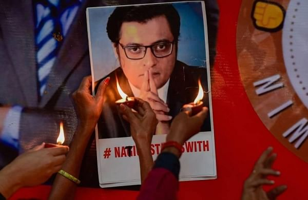 Judiciary should ensure criminal law is not weapon for selective harassment: SC extends Arnab's bail