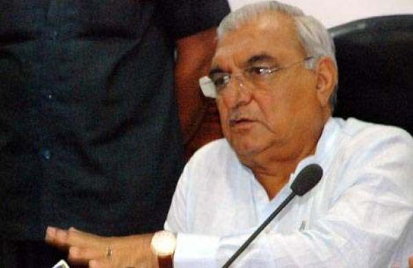 Former Haryana CMBhupinder Singh Hooda appeals to people to help farmers heading towards Delhi