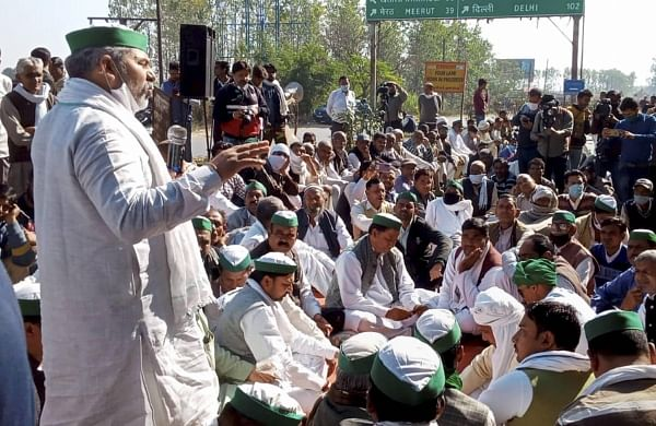 Farmers stage sit-ins, block roads at some places in Uttar Pradesh