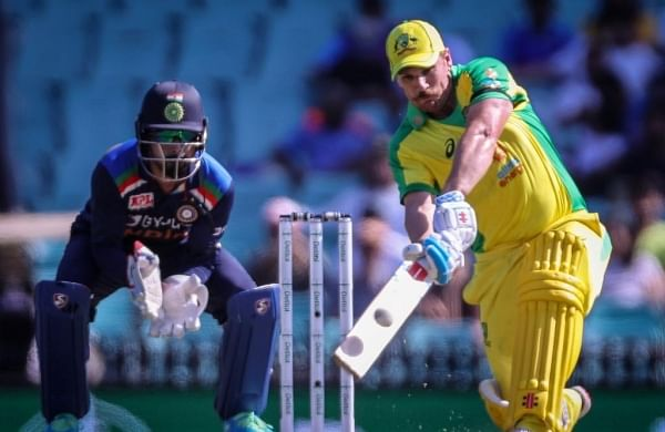 Aaron Finch becomes second fastest Australian to smash 5,000 runs in ODI