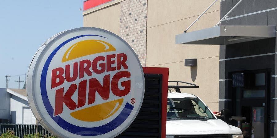 Burger King, Burger king logo