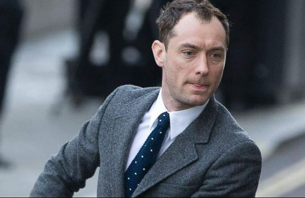 I wasn't hugely surprised: 'Contagion' actor Jude Law on COVID-19 pandemic