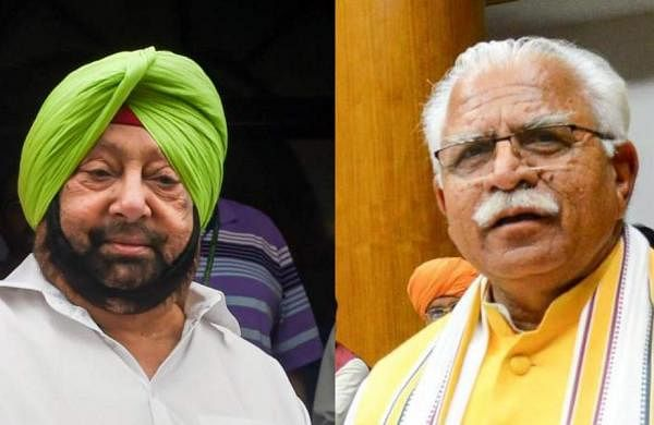 'Won't talk to Khattar': Punjab CM Amarinder Singh slams Haryana counterpart over farmers' issue