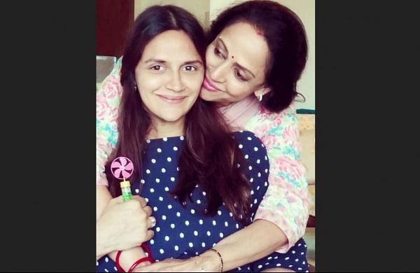Hema Malini, Dharmendra are 'overjoyed grandparents' as daughter Ahana Deol gives birth to twin girls