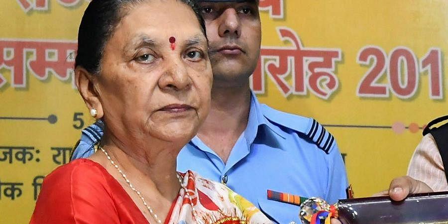 Uttar Pradesh Governor Anandiben Patel