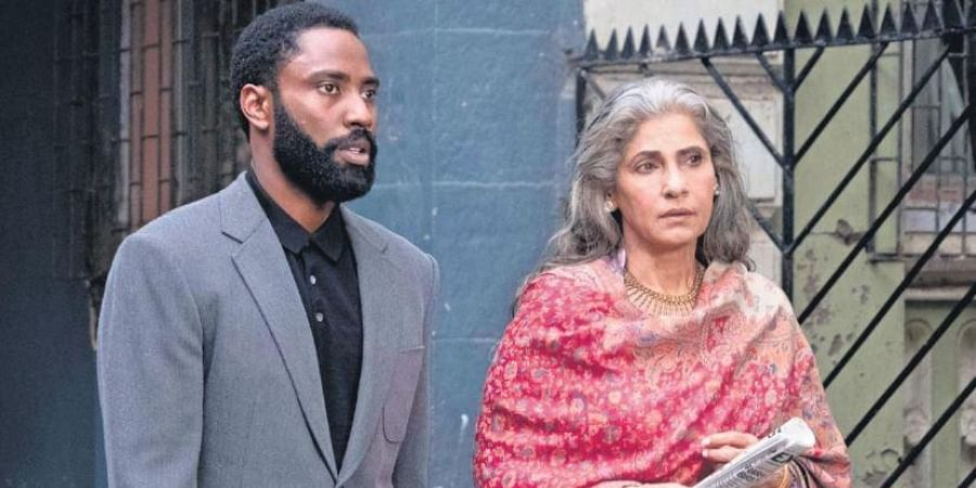 Dimple Kapadia has done her first Hollywood film in Christopher Nolan's Tenet