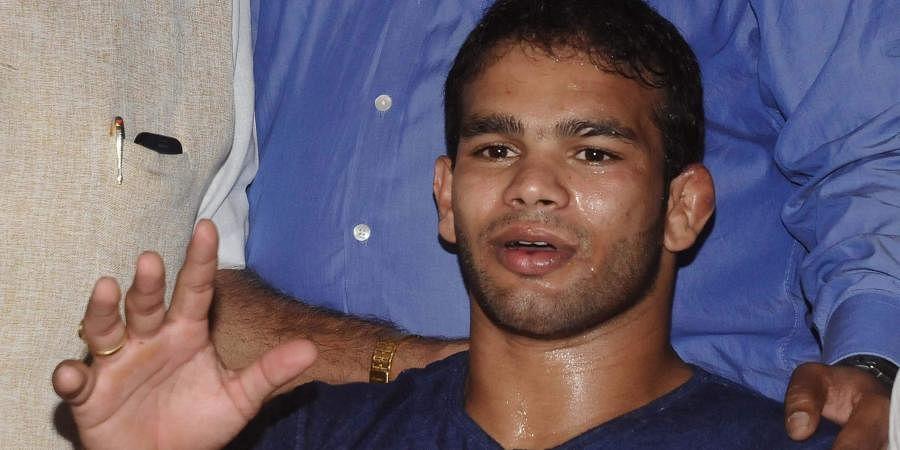 Wrestler-turned-ACPNarsingh Yadav