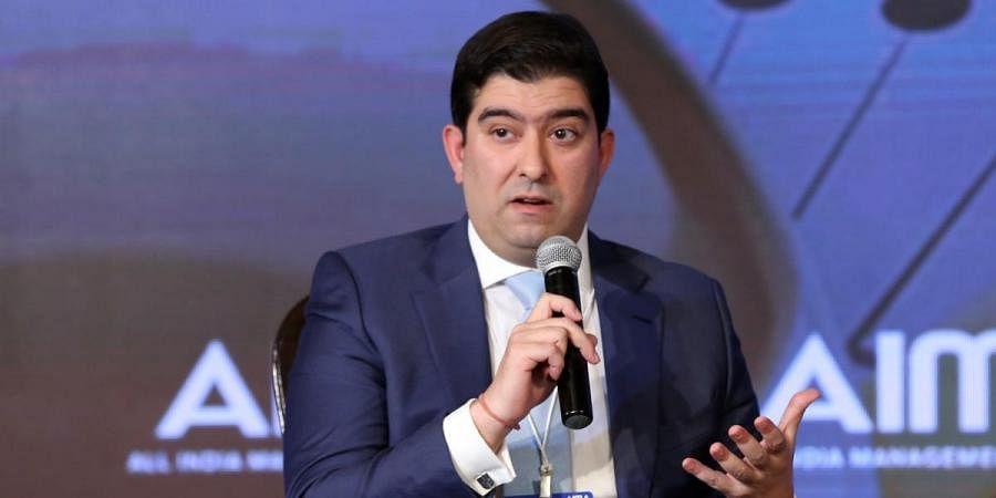 CII Northern Region chairman Nikhil Sawhney