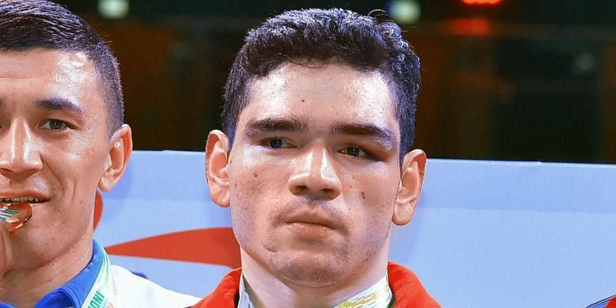 Former national champion boxer Duryodhan Singh Negi
