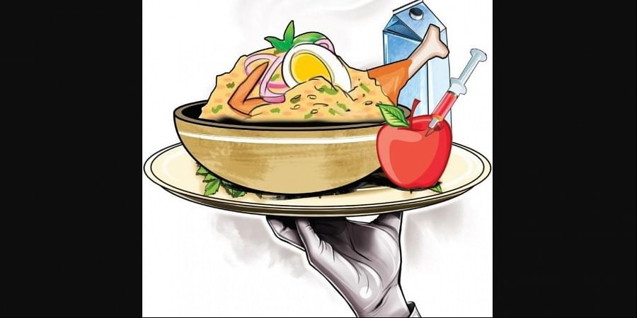 Food safety, eat right campaign, food