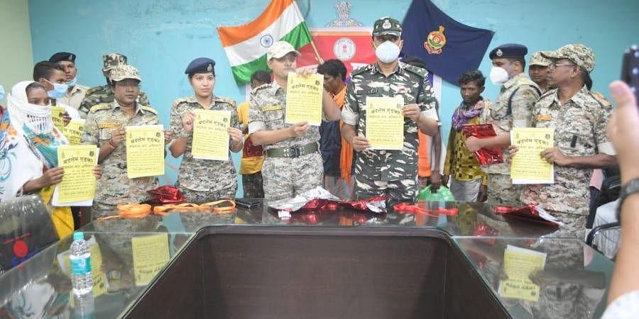 De-radicalisation programme launched in Maoist-affected Dantewada