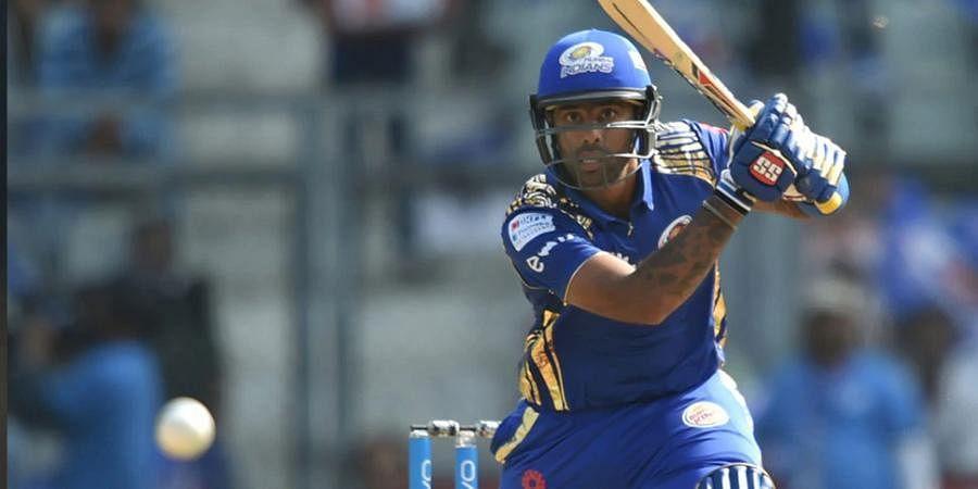 Mumbai Indians batsman Suryakumar Yadav