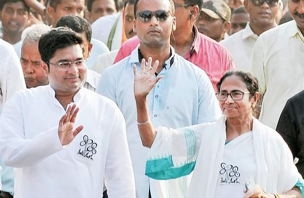 Nobody parachuted down on TMC or used lift to rise within it: Abhishek's jibe at Suvendu