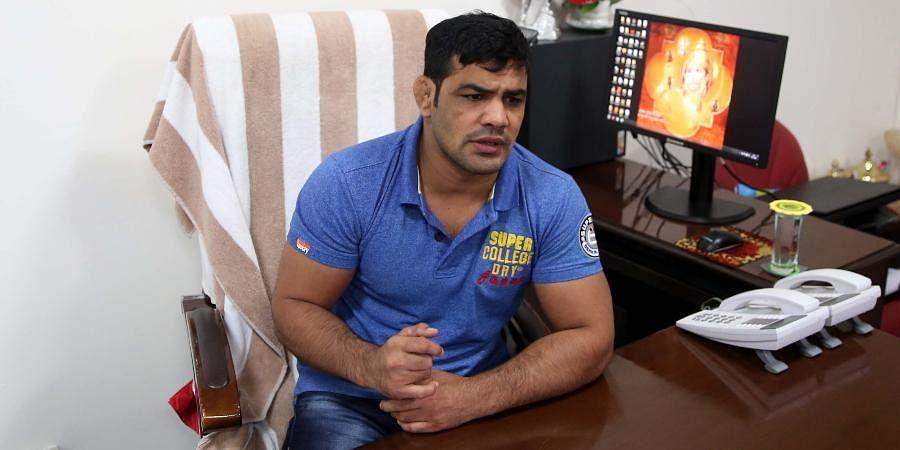 Two-time Olympic medallist wrestler Sushil Kumar