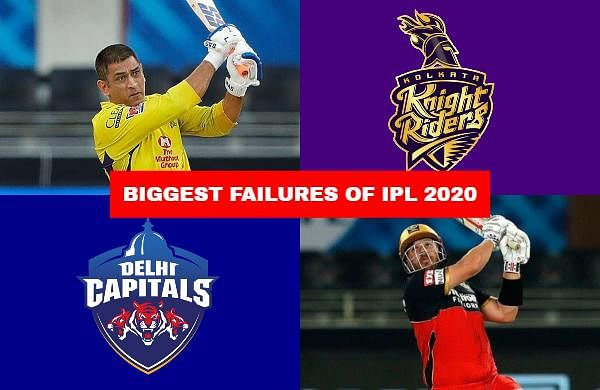 There are IPL stars who got off the flying starts, only to lose their way over the course of the season while there were those who struggled to find form for much of the group stage and by the time they did, it was too late for their team. Let us take a look at the players who failed to fire in the league stage this season.