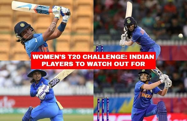 The upcoming Women's T20 Challenge is set to witness top Indian cricketers joining forces with the biggest names from overseas to compete in a four-match tournament.Ahead of the tournament, let's have a look at the top five Indian players to watch out for in the upcoming edition of the tournament.
