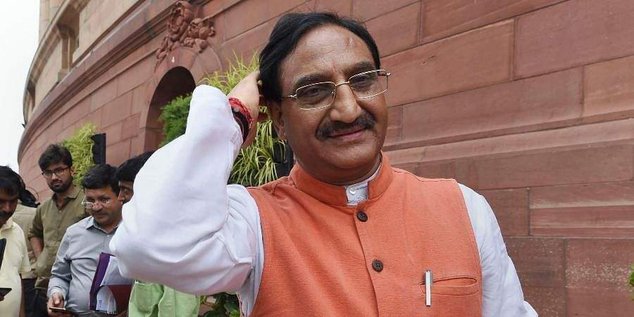 Union Education Minister Ramesh Pokhriyal