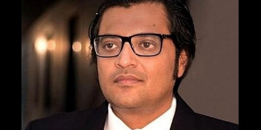 Republic TV editor-in-chiefArnab Goswami