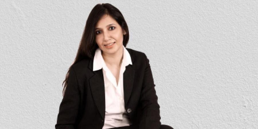 Corporate professional-turned-author Sunayana Khandelwal