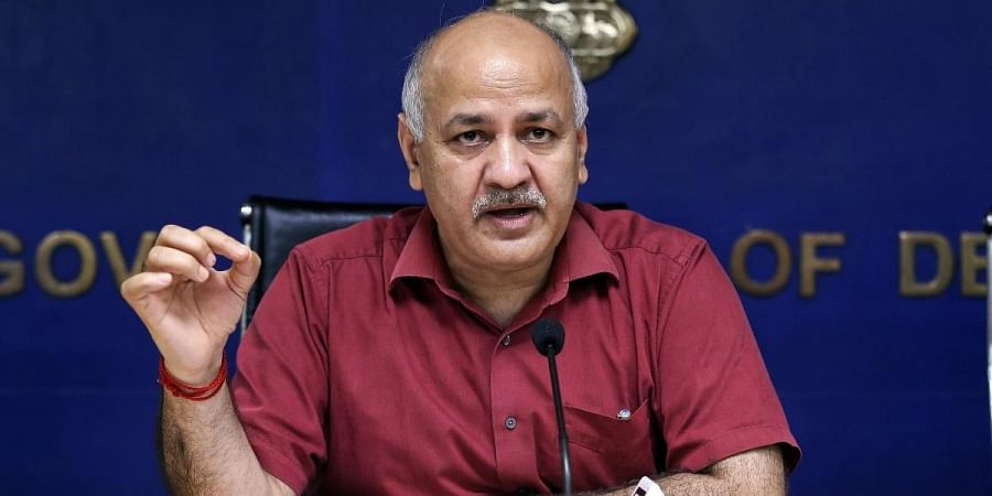 Sisodia asks BJP-ruled MCDs to immediately release teachers' salaries- The  New Indian Express