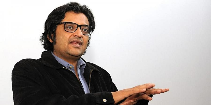 Republic TV editor-in chief Arnab Goswami