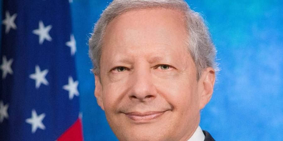 United States Ambassador to India, Kenneth Ian Juster