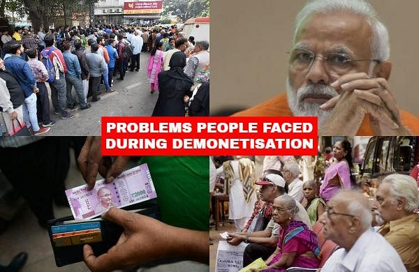 On November 8, 2016, Prime Minister Narendra Modi announced to the nation that Rs 500 and Rs 1,000 currency notes will cease to be legal tender.