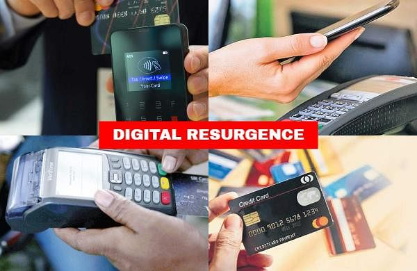 DIGITAL RESURGENCE: Indians have learnt to take demonetisation in their stride despite the hardships. Villages have become the beacons of digital India and are helping to bring about change through complete digitisation. Here are a few.