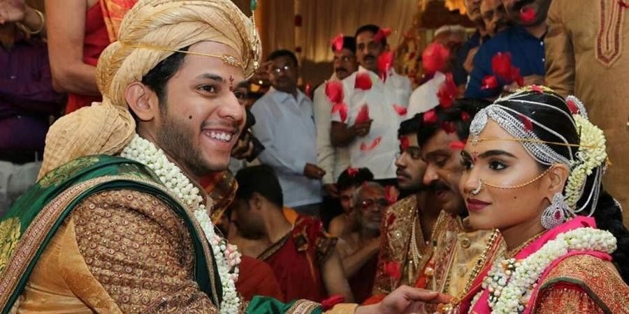 Extravagance in the times of austerity: Mining baron Janardhan Reddy held his daughter Brahmani's wedding on November 16, after which a complaint from a social activist led to raids on Reddy's offices on November 21. Other high-profile weddings included that of Adoor Prakash's son Ajayakrishnan and Megha B Ramesh, daughter of hotelier and bar bribery scam whistleblower Biju Ramesh, which was held at a palatial venue.