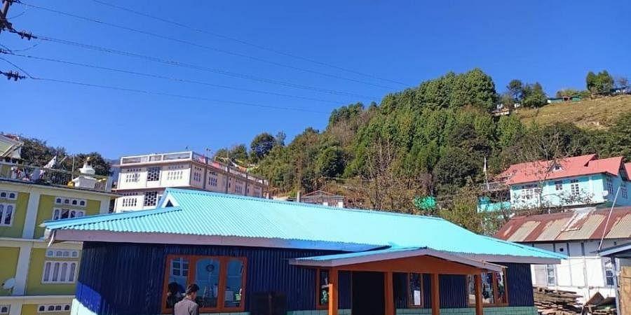 community library in Tawang