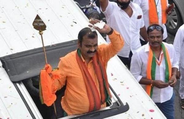 Velyatra BJP EPS.