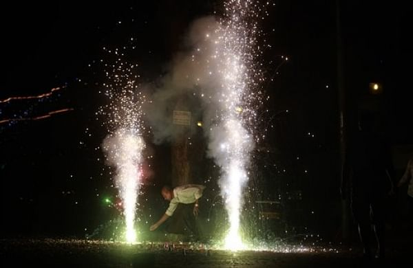 Mumbai civic body bans firecrackers, fireworks ahead of Diwali; allows'anar',sparklers