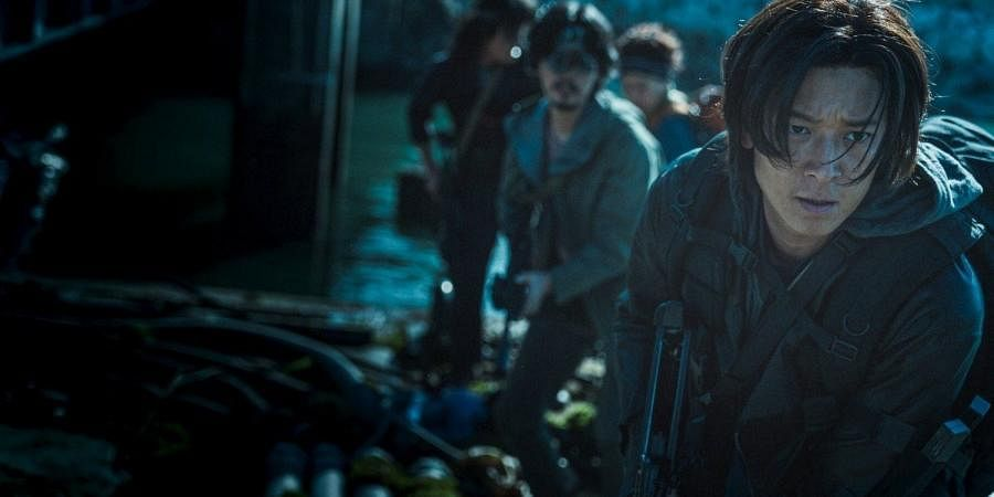 Korean zombie thriller 'Peninsula'