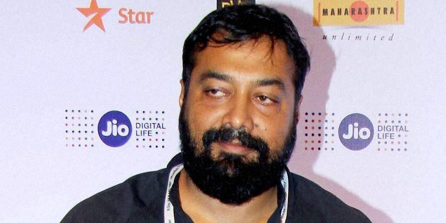 Bollywood actor Anurag Kashyap