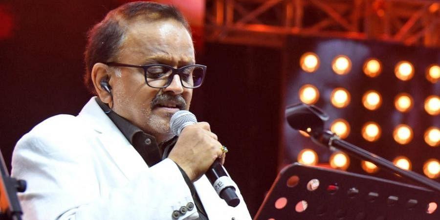 Late Singer SP Balasubrahmanyam