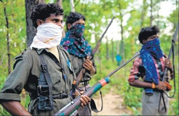 Two persons injured as Naxals blow up vehicle with IEDin Chhattisgarh