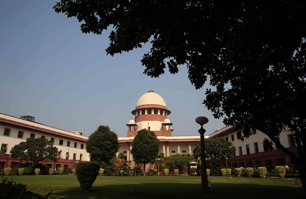 SC expresses displeasure over shirtless man being visible on screen during hearing