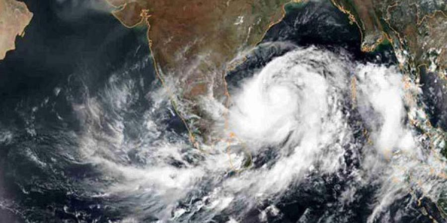 Cyclone Nivar is expected to make landfall by Wednesday evening.