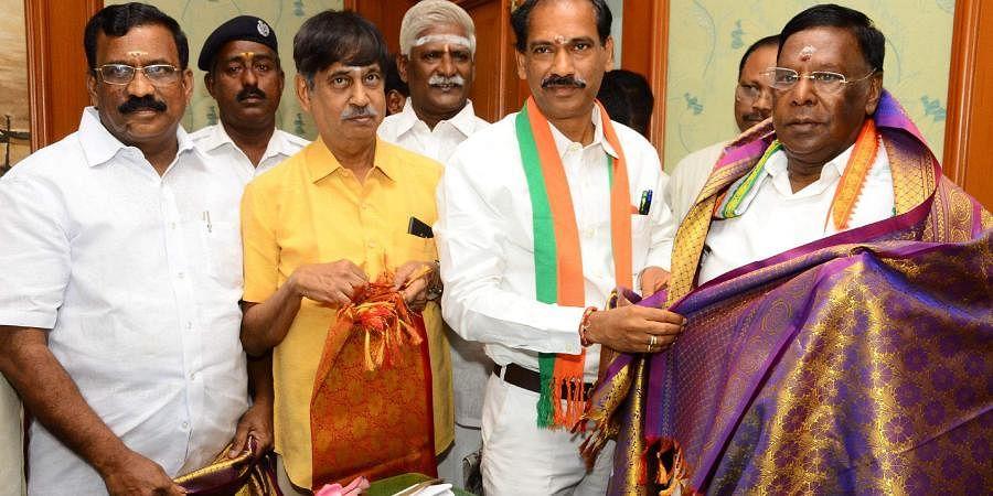PuducherryCM