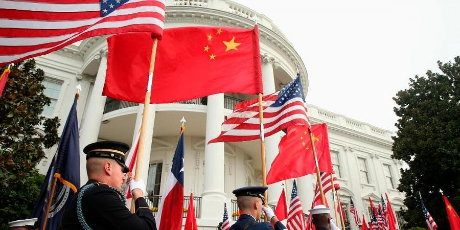 US-China ties, US-China relations