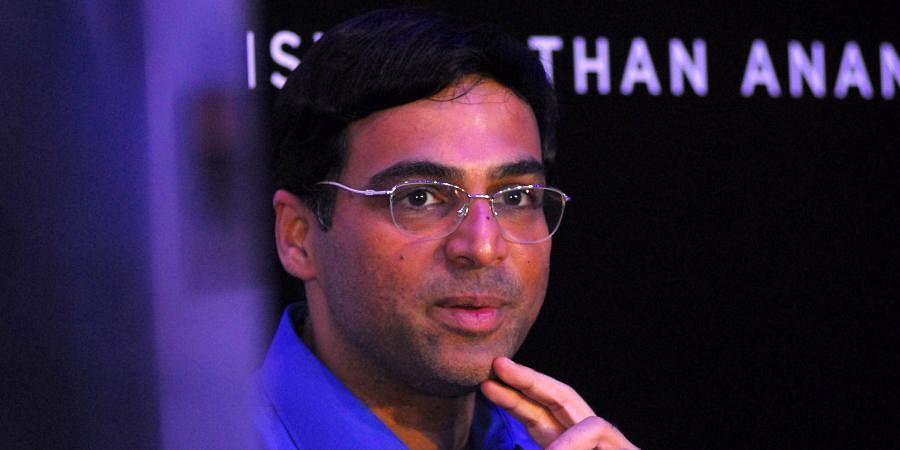 Five-time World Chess Champion Viswanathan Anand