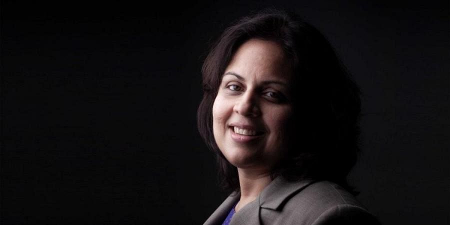 Morgan Stanley's co-head in India Aisha de Sequeira