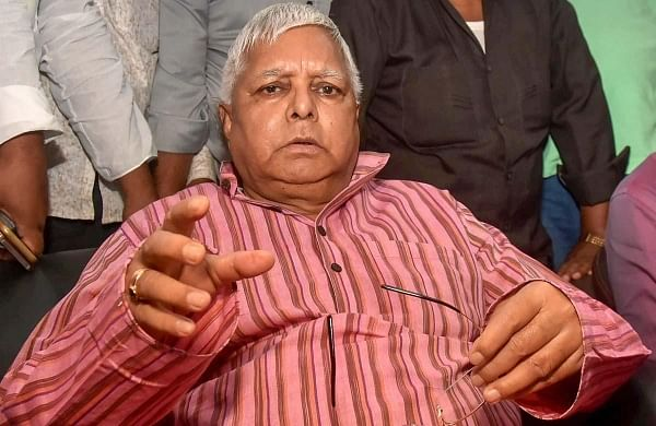 RJD chief Lalu Yadav's health deteriorates further, likely to be shifted to AIIMS Delhi