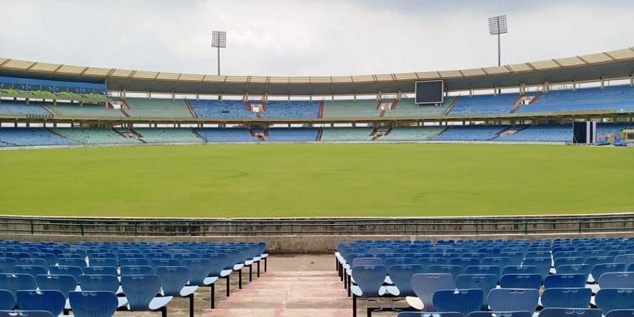 Shaheed Veer Narayan Singh International Cricket Stadium in Raipur