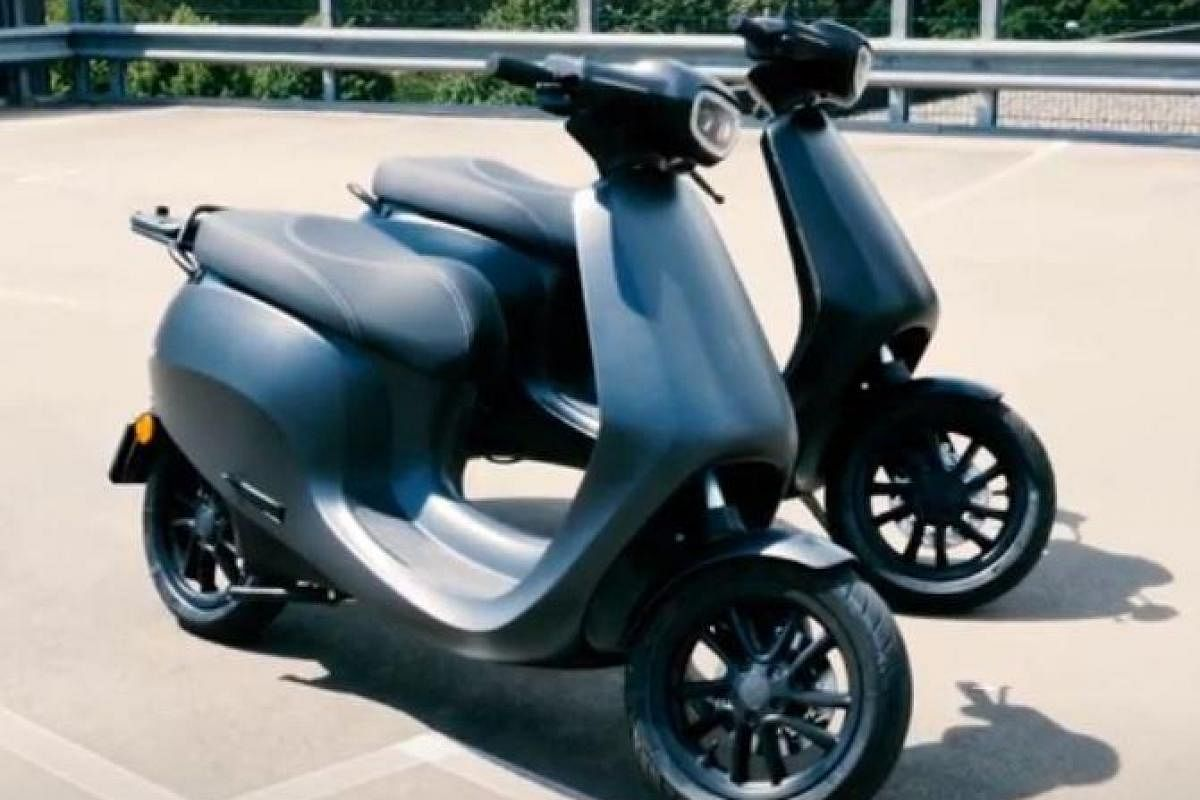 Ola to invest Rs 2,400 crore to set up e-scooter factory in Tamil Nadu- The  New Indian Express