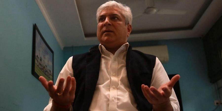 Delhi's Transport & Environment Minister Kailash Gahlot